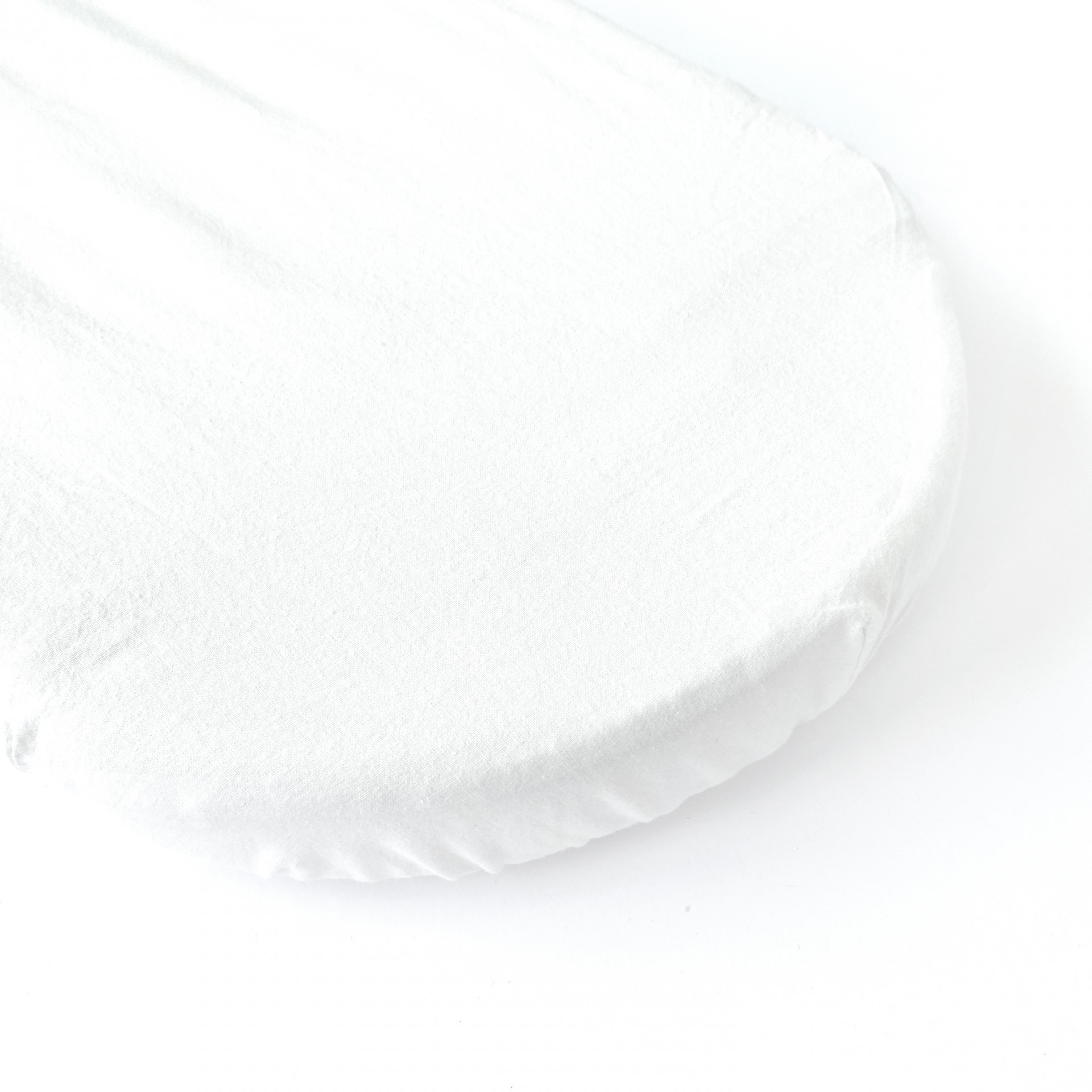 Fitted Sheet - White