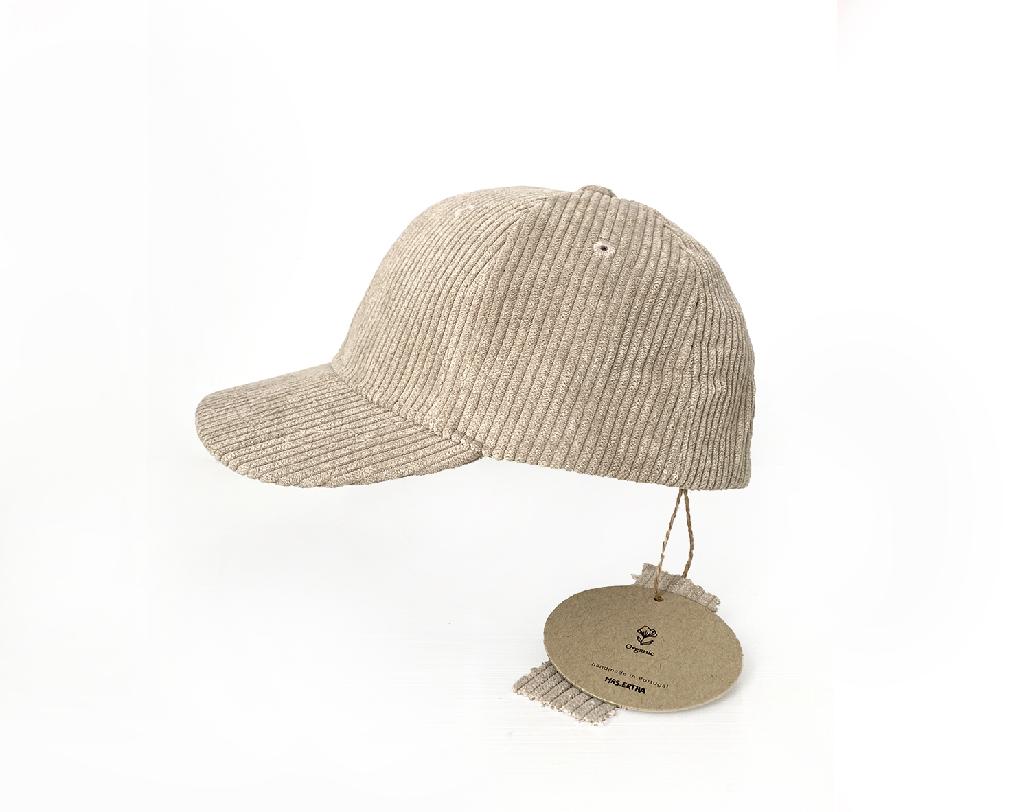 Liam Cap - ivory color