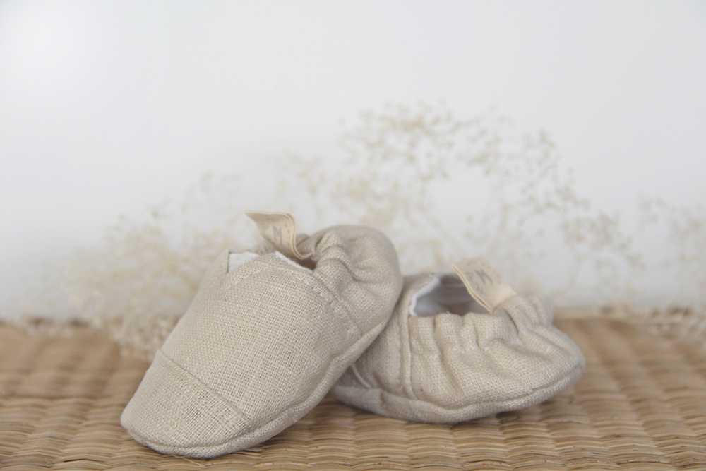 Gabby Shoes - Ivory