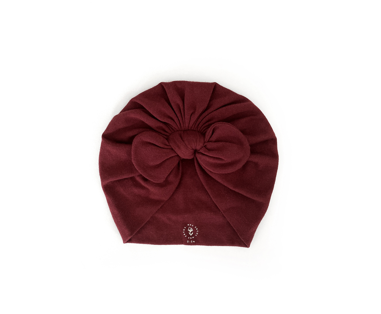 Hibbie turban - Berry