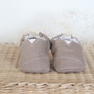 Gabby Shoes - Taupe