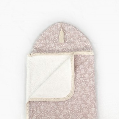 Lola Towel  - Blush Nature