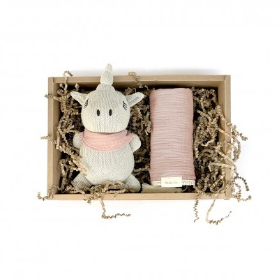 Set Unicornio Blush