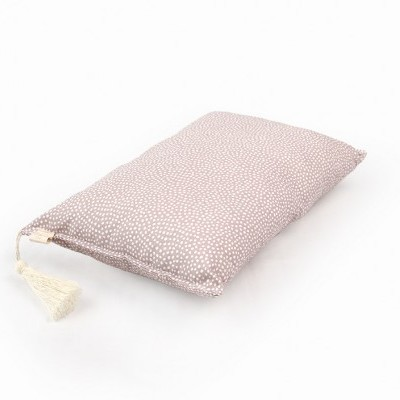 Peep Pillow - Blush Dots