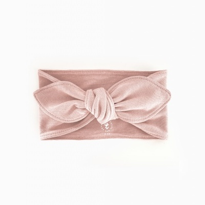 Hana Headband - Blush
