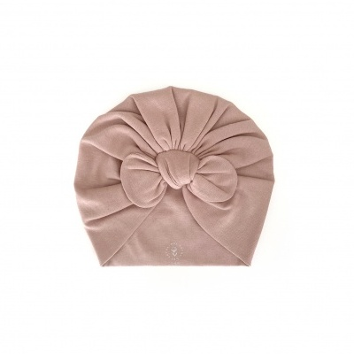 Hibbie turban - Blush