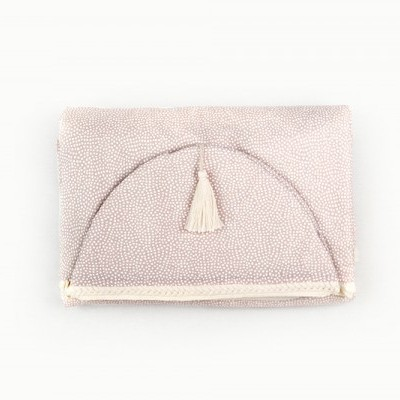 Lola Towel - Blush Dots