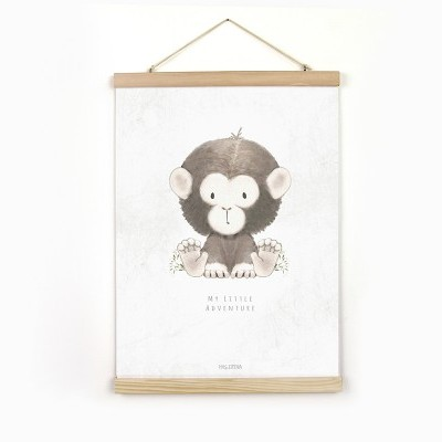 Mr. Mauro - my little adventure print
