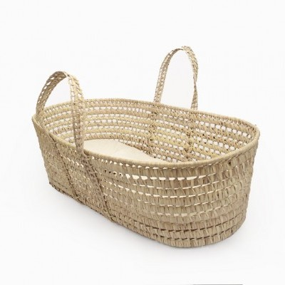Moses basket w/stand