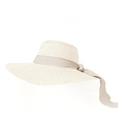 Adult Brook Hat - Vanilla Straw