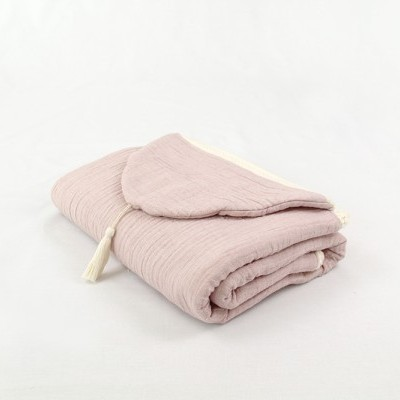 Lola Towel  - Blush