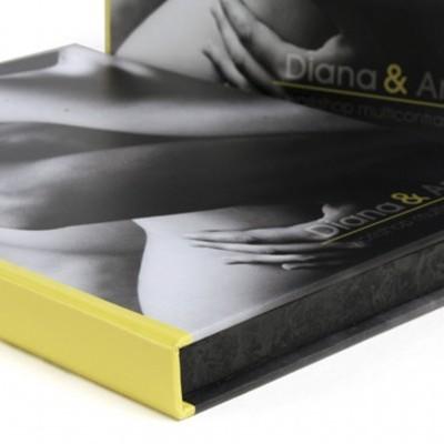 Caixa para Fotografias- Impressão Completa