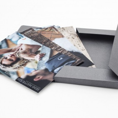 Caixa para Fotografias- Eco