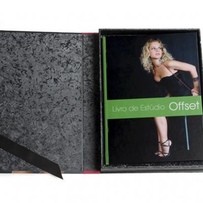 Caixa para Livro - Impressão Completa