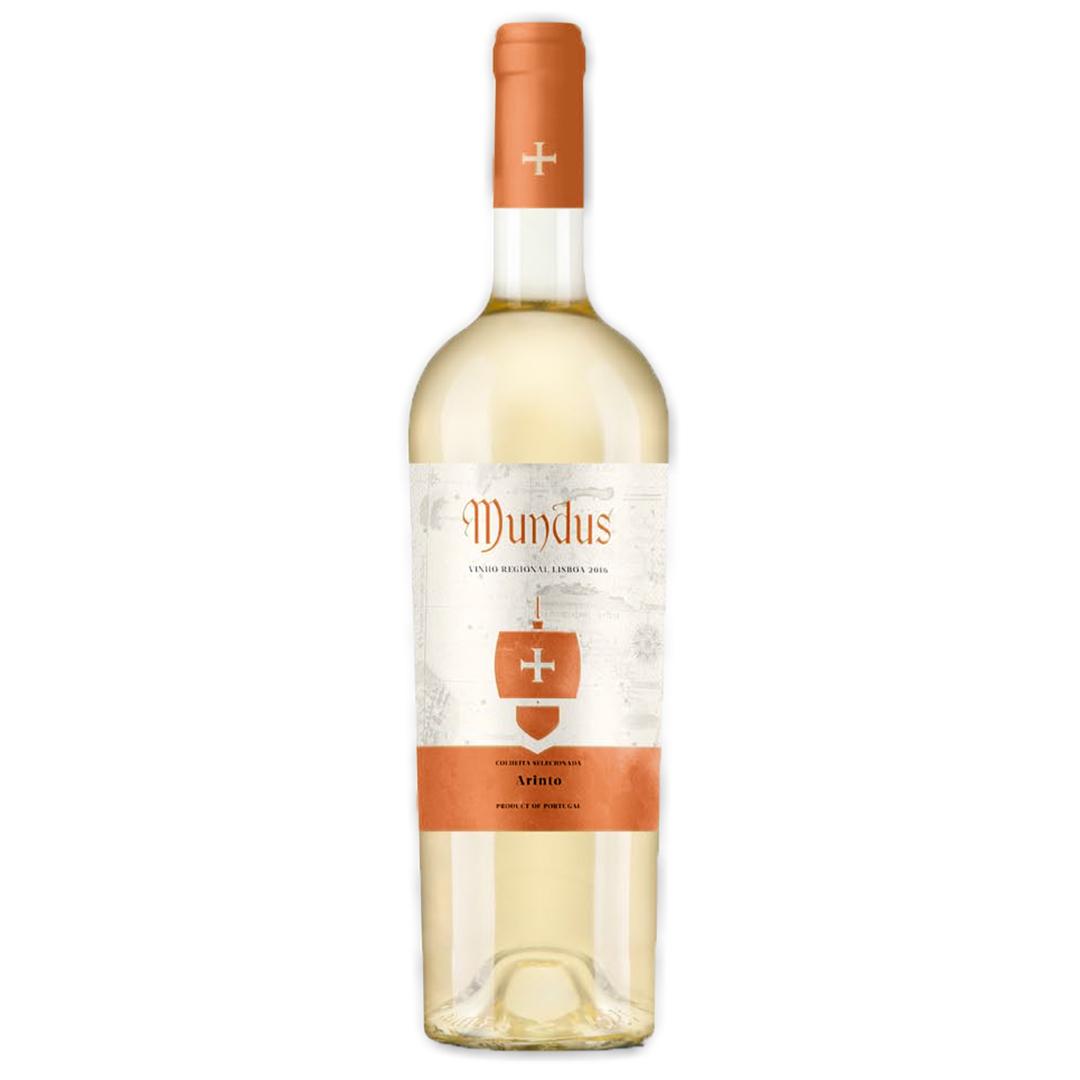 Mundus Arinto Branco IGP Lisboa 0,75L 13,0%
