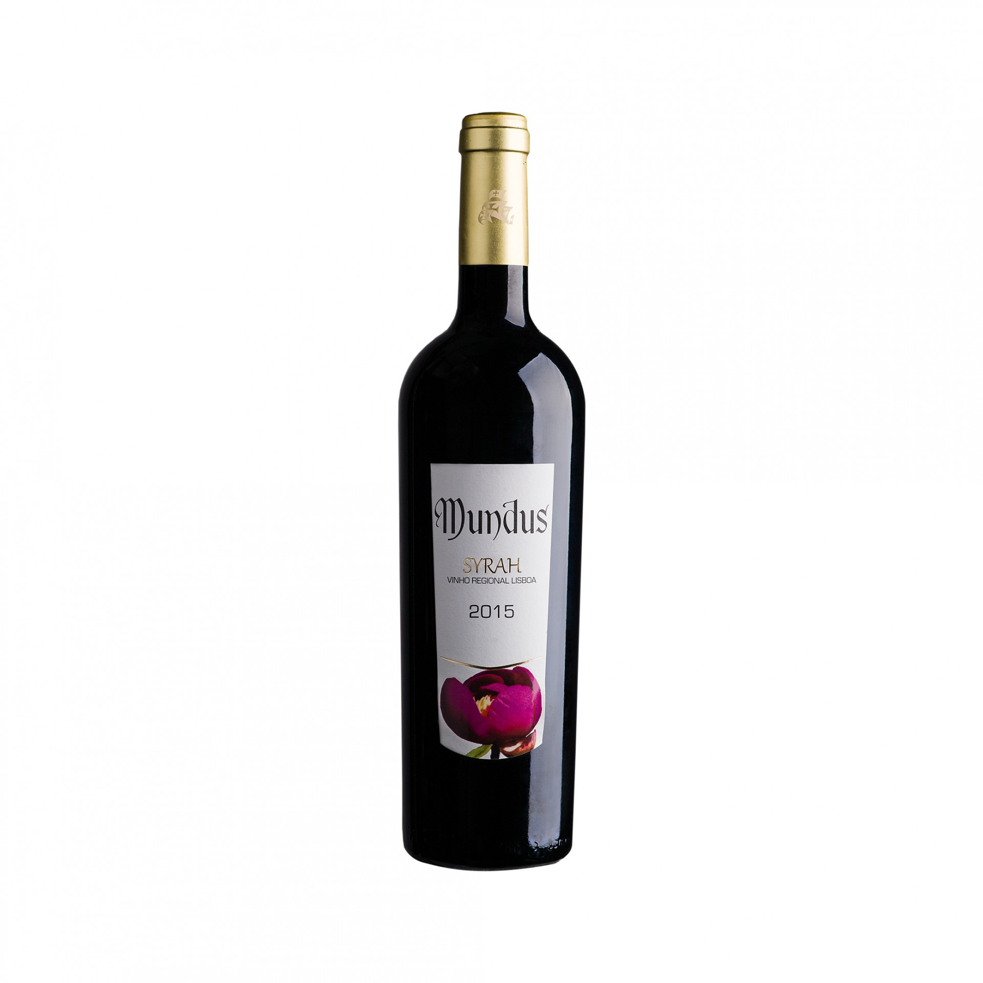 Mundus Syrah Tinto IGP Lisboa 0,75L 13,0%