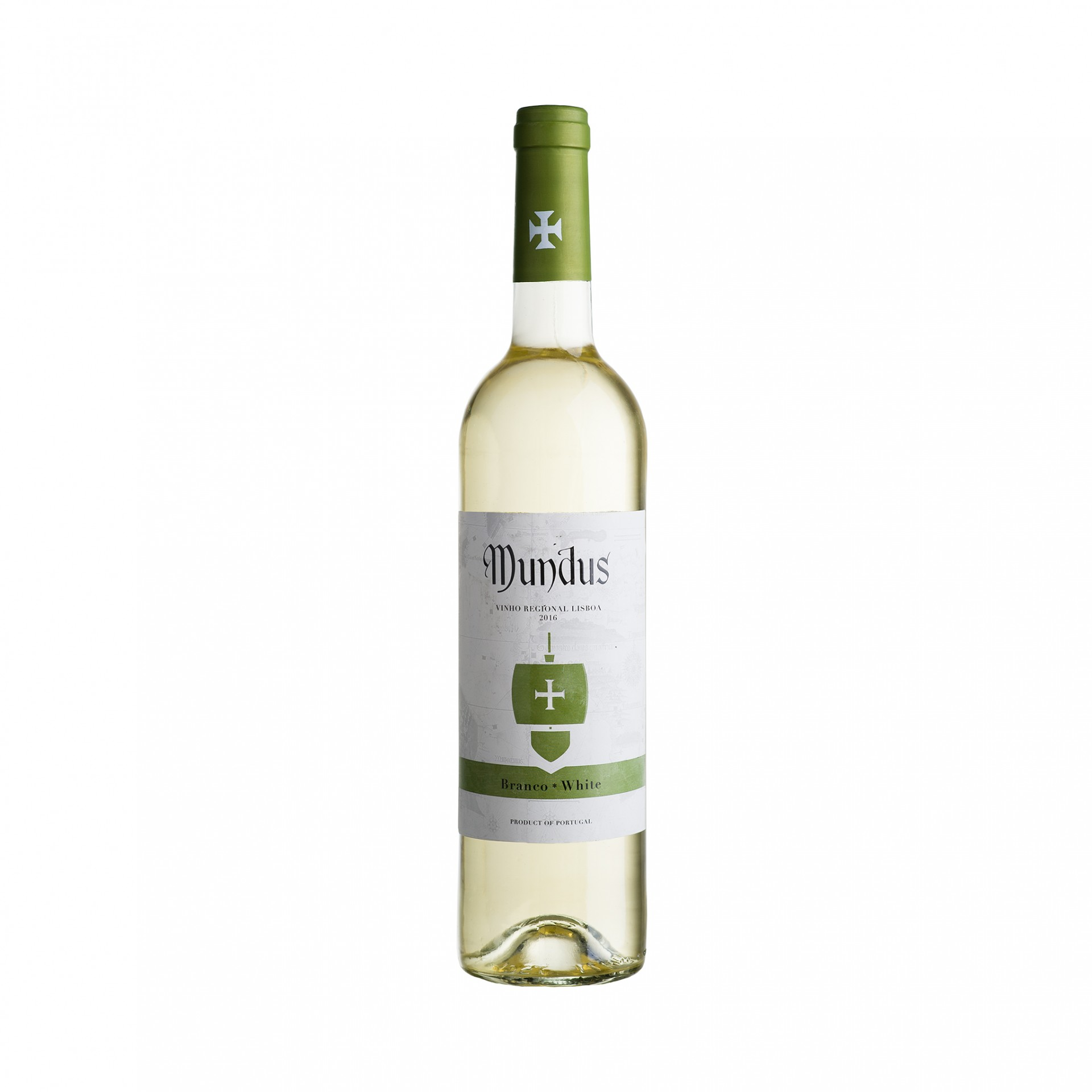 Conjunto Mundus Tinto + Branco IGP Lisboa 0,75L 13,0% + 13,0%