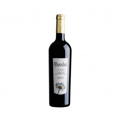 Mundus Alicante Bouschet Tinto IGP Lisboa 0,75L 13,0%