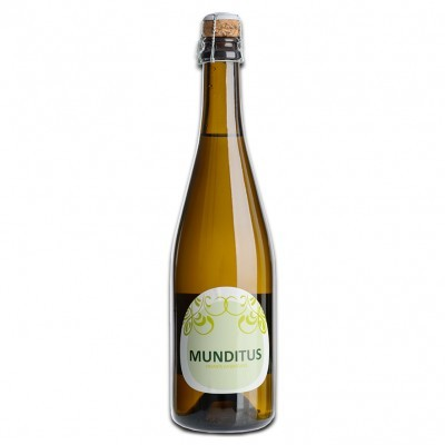 Munditus Branco Vinho Frisante 0,75L 9,5%