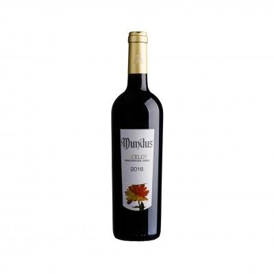 Mundus Merlot Tinto IGP Lisboa 0,75L 13,5%