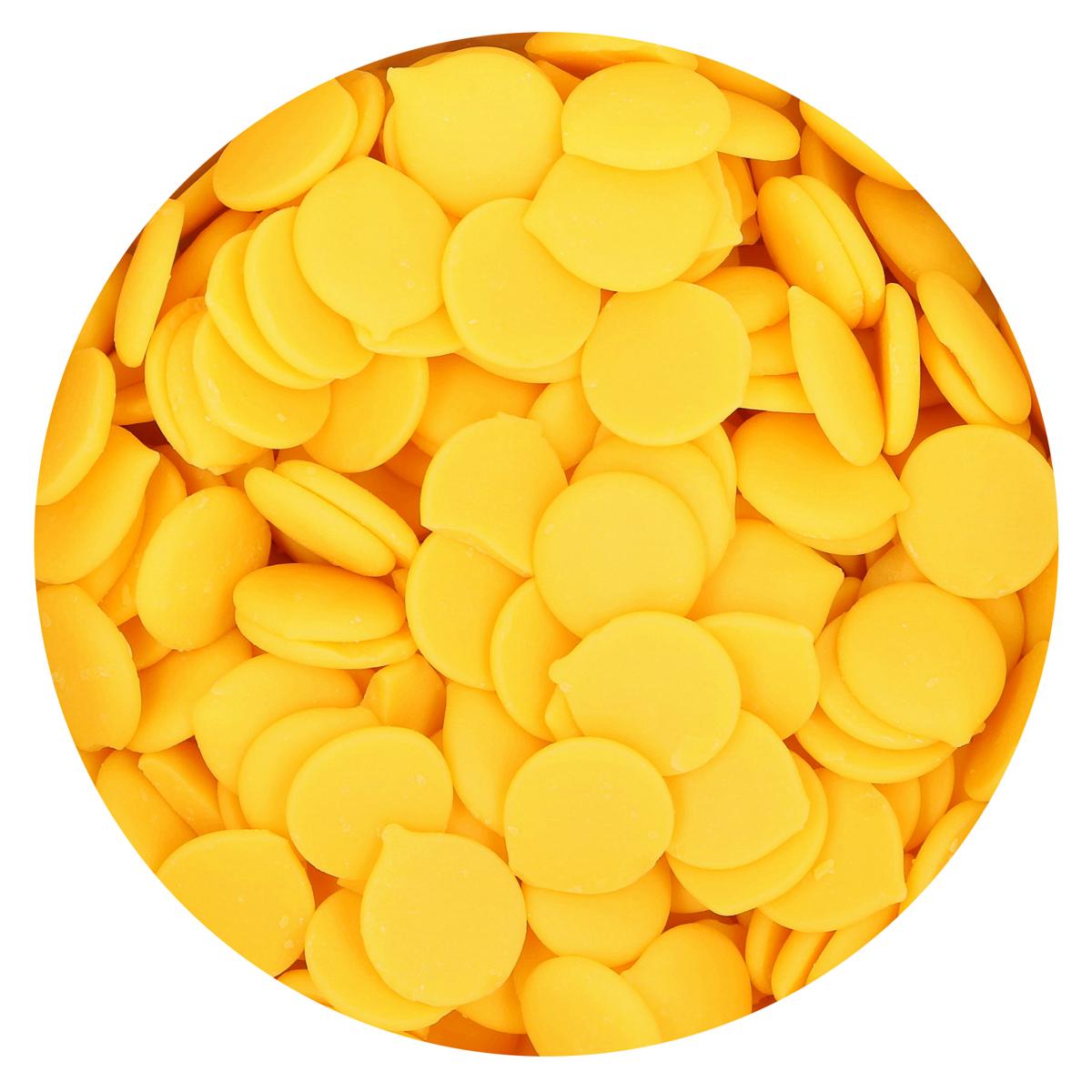Pastilhas Chocolate Amarelas,300gr