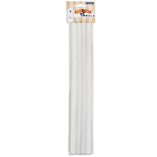 Estacas Plastico 30cm, pk/12