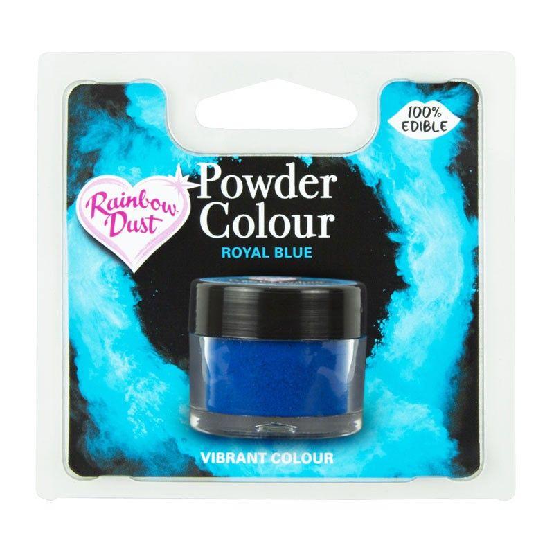 Po Powder Colour - Royal Blue