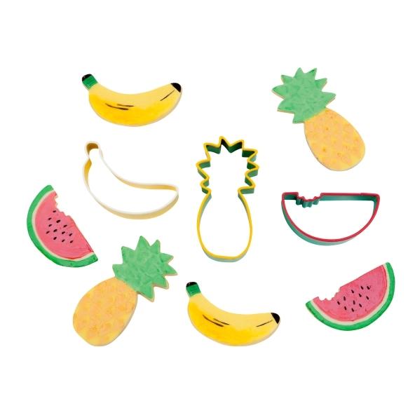 Cortadores Fruta Tropical