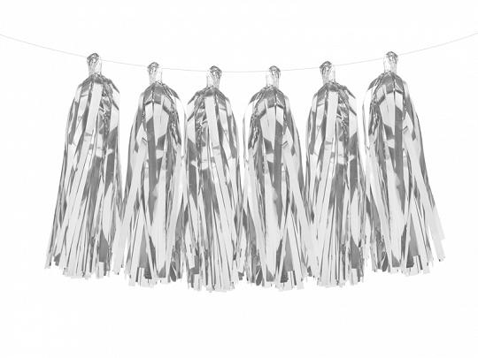 Tassel Silver