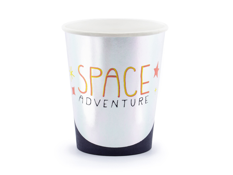 Copos Space Party 220ml, pk/6