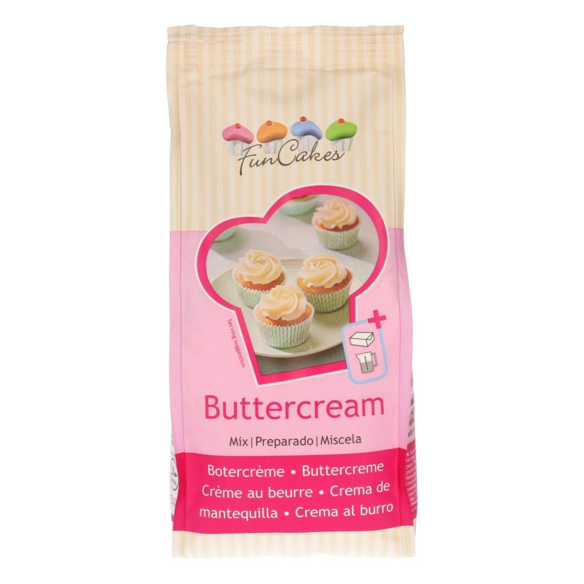Mix para ButterCream, 500gr