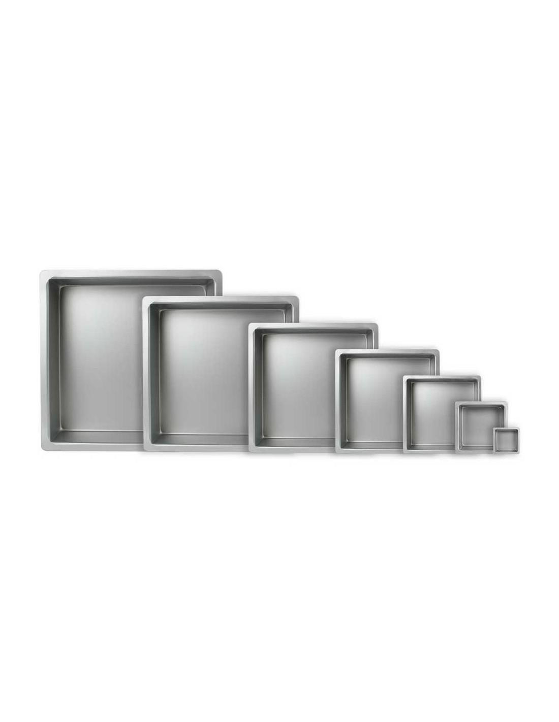 Forma Quadrada Extra Funda 10x10x10