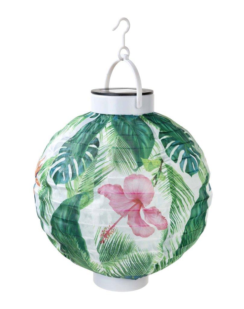 Lanterna Fiesta Palm Leaf