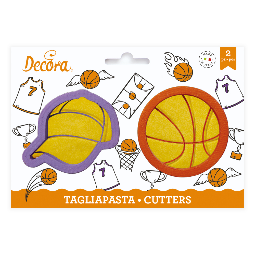 Cortador Basket, pk/2
