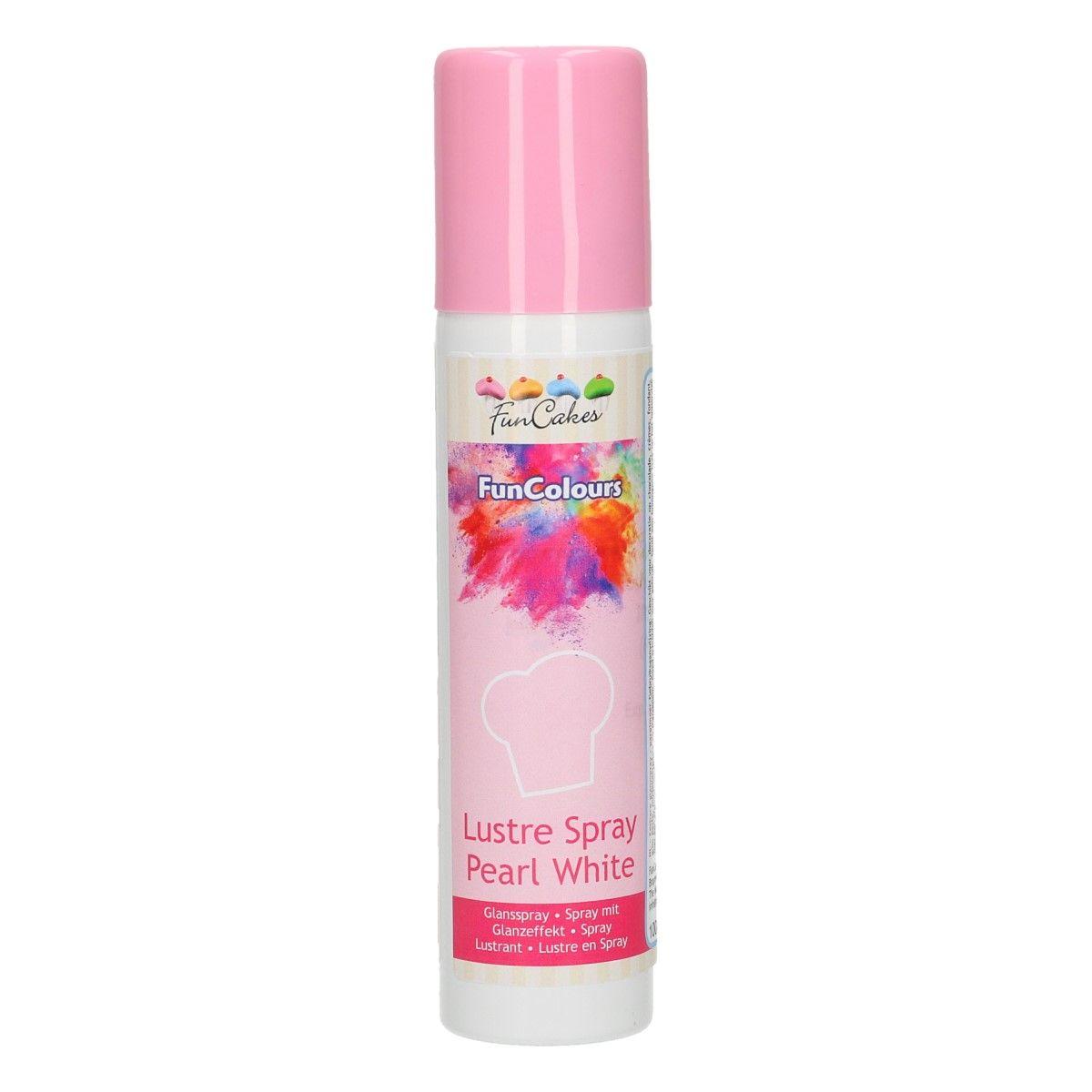 Spray Metalico - Pearl  White 100ml
