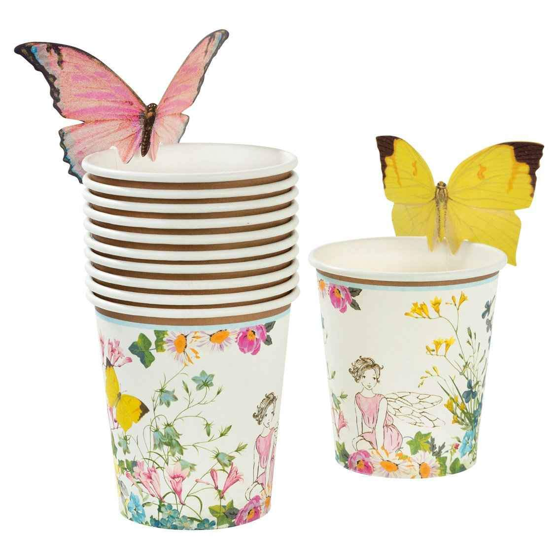 Copos Truly Fairy Butterfly,pk/12
