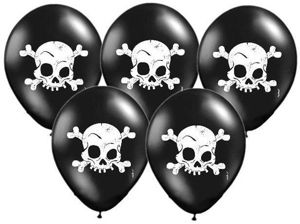 Balões Caveiras,pk/6