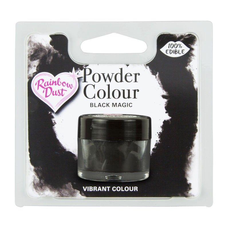 Pó Plain & Simple Black Magic