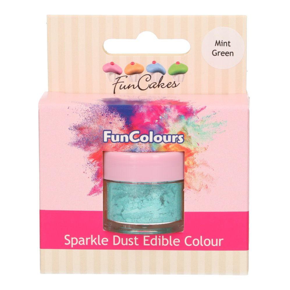 Po Sparkle Dust - Mint Green