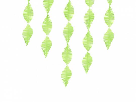 Franjas Crepe Green Apple,3m
