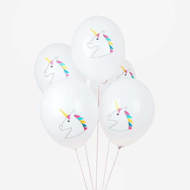 Balões Unicornio,pk/5