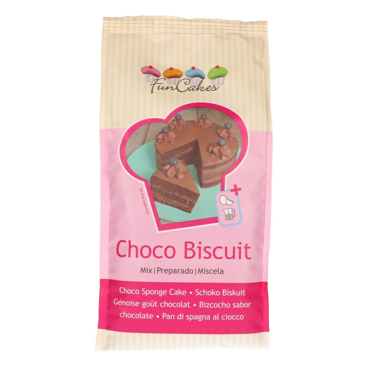 Mix Bolo Chocolate