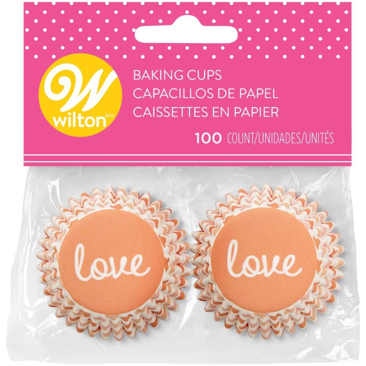 Formas Mini Cupcake Otterly in Love,pk/100