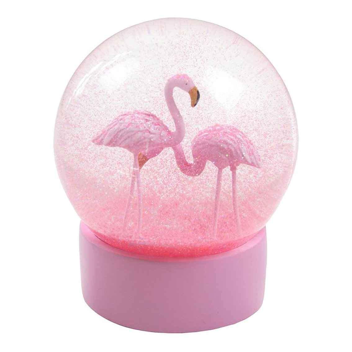 Globo Flamingos