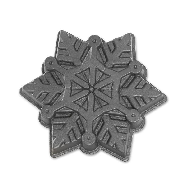 Forma Bundt Frozen SnowFlake