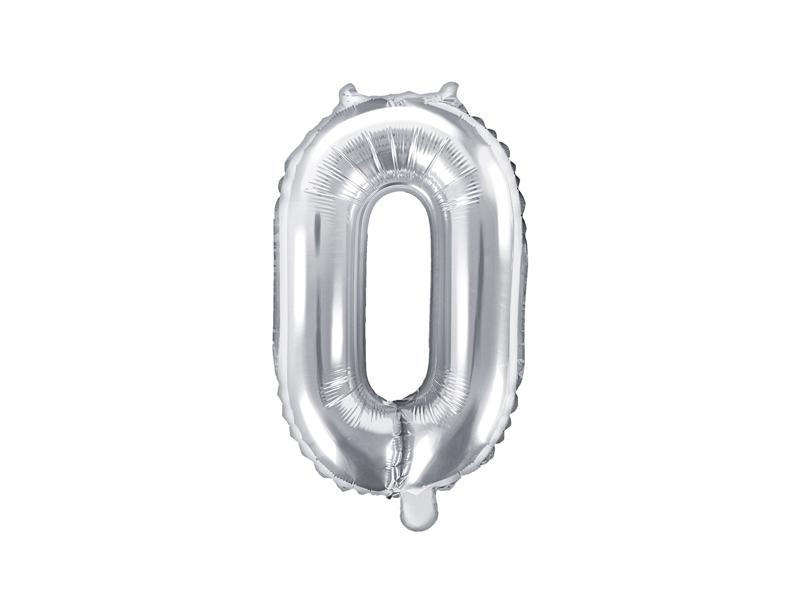 Balão 35cm  0 - Prateado