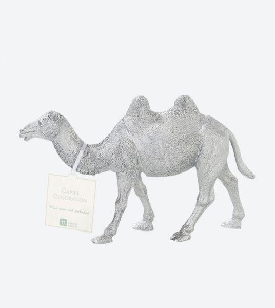 Camelo Party Porcelain Silver