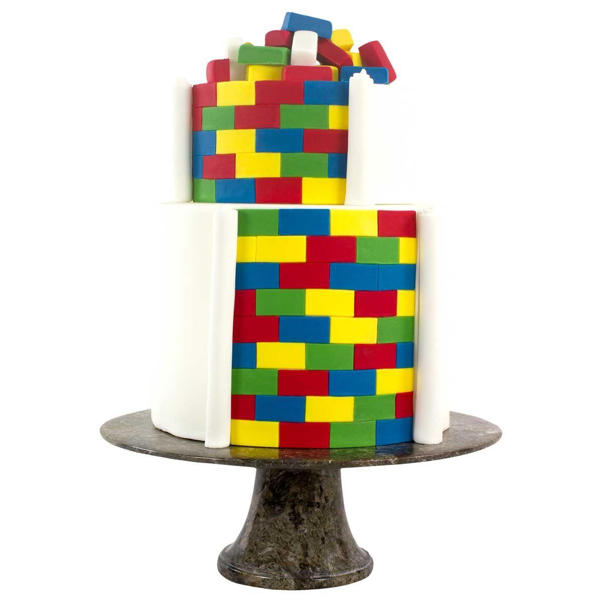 Cortador Geométrico Brick,pk/3