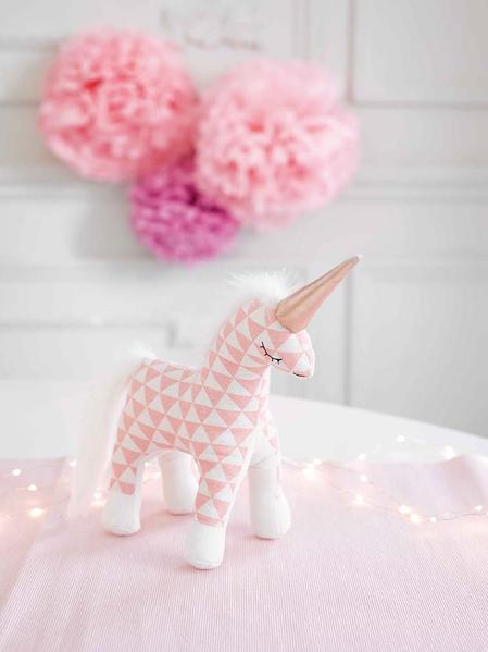 Unicornio Dec Tecido