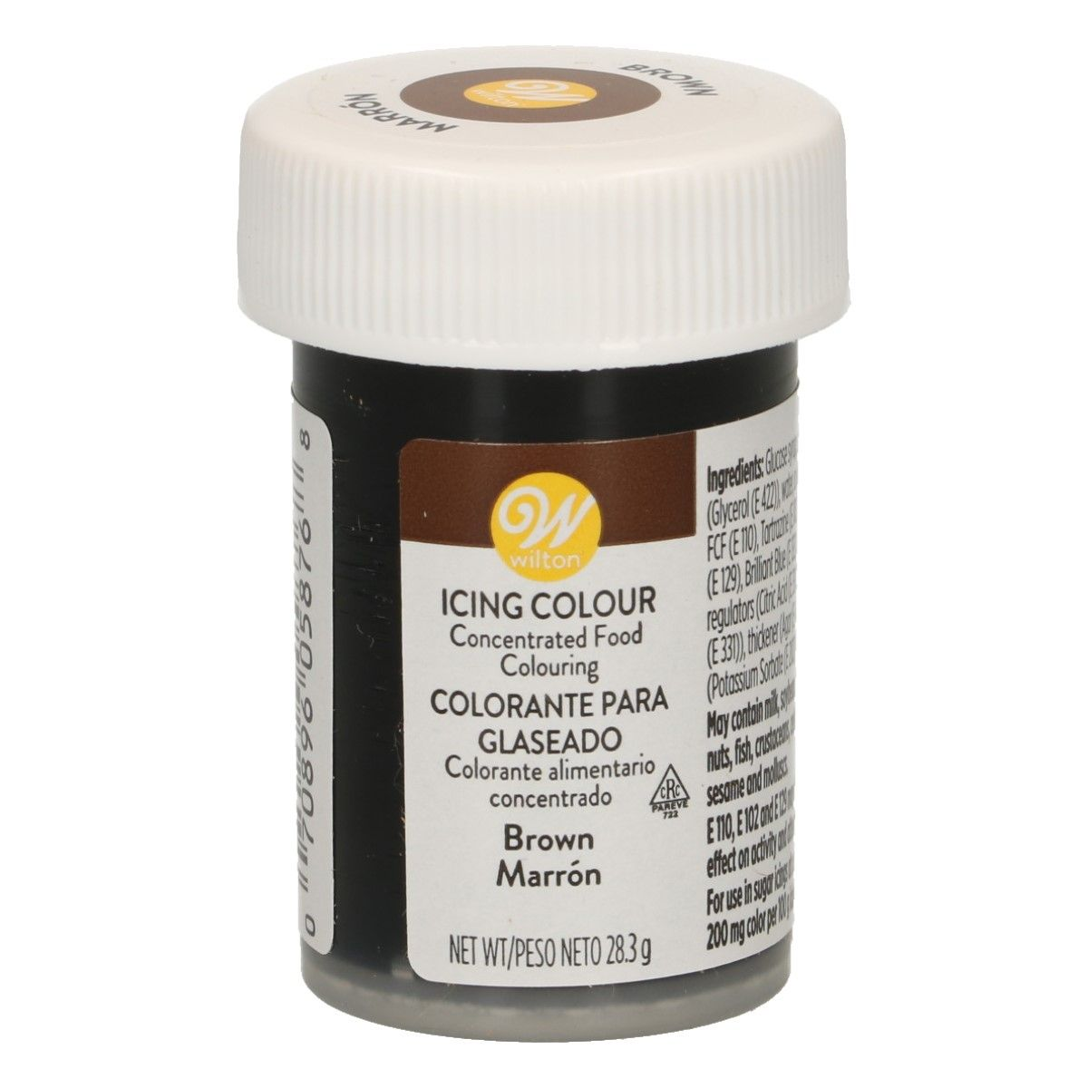 Corante Gel 28gr - Brown